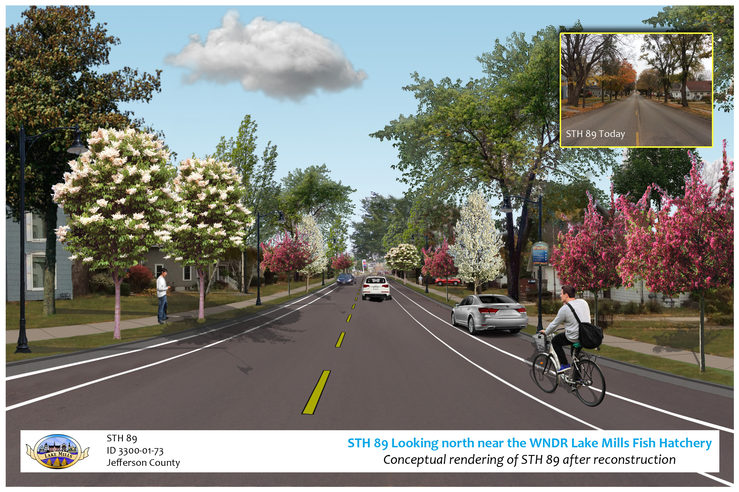 S  Main Street Project Updates - City of Lake Mills, Wisconsin